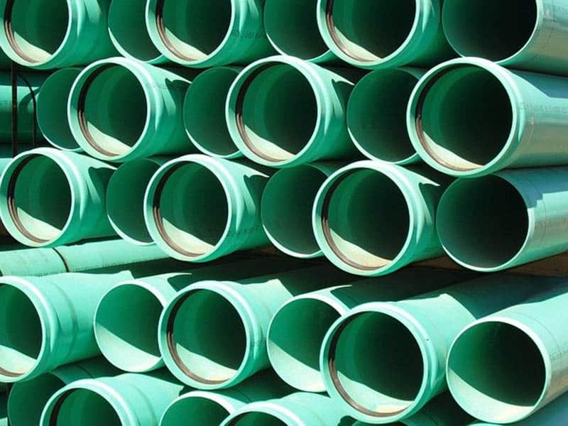 Plastic Poly Pipe, HDPE, and PVC Pipe